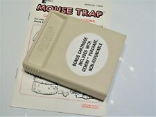 Mouse Trap Gemini sistema de video juego de Atari 2600 Con Manual