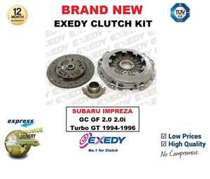FOR SUBARU IMPREZA GC GF 2.0 2.0i Turbo GT 1994-1996 BRAND NEW EXEDY CLUTCH KIT