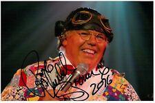 Roy Chubby Brown Signed 6x4 Photo Comedian Genuine Autograph Memorabilia + COA