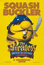 THE PIRATES WHO DON'T DO ANYTHING: A VEGGIE TALES MOVIE Movie POSTER 27x40 E
