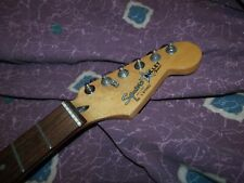 Vintage Squier Fender Korea E9 Bullet electric guitar neck loaded *Worldwide*