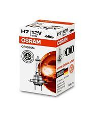 OSRAM H7 ORIGINAL 12V H7 55W 64210 HALOGENLAMPE SCHEINWERFER AUTOLAMPE AUTOBIRNE
