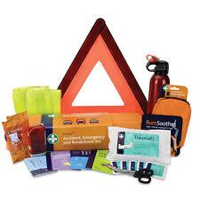 Accident Desglose De Emergencia Kit de primeros auxilios europeo de viaje coche Breathalyser