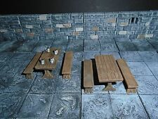 28mm Tavern Tables V1 (Compatible with Frostgrave, Dungeon & Dragons)