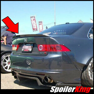 SpoilerKing Rear Trunk Spoiler DUCKBILL 284P (Fits: Acura TSX 2004-2008 CL9)