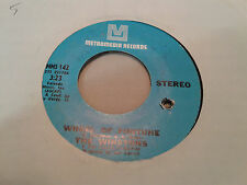 The Winstons 45 Wheel of Fortune/Love of Common People Metromedia 70s Soul Funk