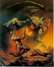 Boris Vallejo postercard: Dragon (estados unidos, 1992)