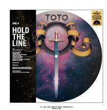 "TOTO - Hold The Line/Alone (RSD Black Friday) 10"" Picture Disc"