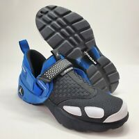 Nike Air Jordan Trunner LX OG Mens 8 Black White Royal Blue Shoes 905222-007 NEW
