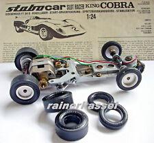 Stabo Car / Tamiya  1:24 Tires, Repro Reifen für das Sidewinder FT 36D Chassis