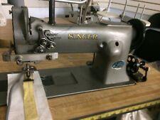 Singer 2 Needle Industrial Sewing Machine