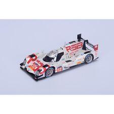 SPARK S4636 Rebellion R-One AER Rebellion Racing LMP1 n°12 24h Le Mans 2015 1/43