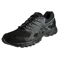 Asics Gel Sonoma 3 GTX Gore Tex Mens All Terrain Outdoor Running Shoes Black