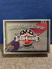 1992-1993 Upper Deck NBA Utah All-Star Weekend Collector Set Sealed Box- Jordan