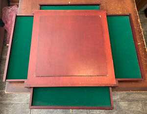 Franklin Mint MONOPOLY Collector's Edition Wood Player Drawers Unit Piece