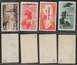 Italy Air Mail Isole Egeo Surcharge - MNH Stamps D133