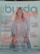 Burda style, Ausgabe 08/2011 Herbst-Trends...
