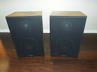VINTAGE INFINITY RS9b SPEAKERS nice, clean, excellent condition - pick up 92592