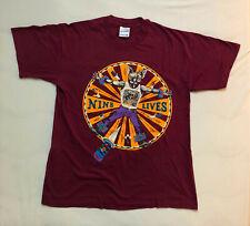 Aerosmith Nine Lives t-shirt