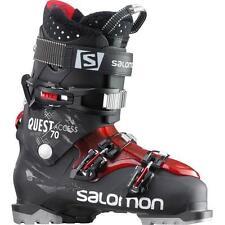 New Salomon Quest Access 70 alpine ski boots size 26.5 mens downhill men's black