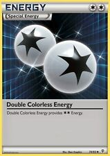 x4 Double Colorless Energy - 74/83 - Uncommon Pokemon Generations M/NM English