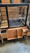 Used Csc Worldwide Glass Dry Bakery Display Case