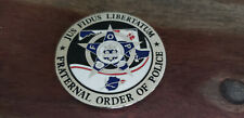 FOP Lodge 117 (MD) Collectible Challenge Coin