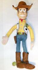 """Toy Story Talking Woody Doll Toy Walt Disney 21"""" Cowboy Plush"""
