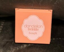 Benefit ❤️  Dandelion Twinkle Powder Highlighter & Luminizer Mini, .14 oz., New