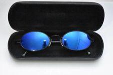 Vintage Revo 3018 001 Blue Mirror H20 Sunglasses
