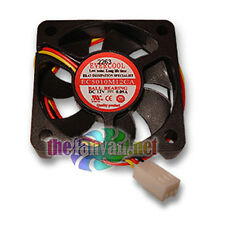 Evercool EC5010M12CA 50mm x 50mm x 10mm 3 Pin Tachometer Ball Bearing CPU fan