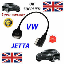 Original VW Volkswagen media cable para escarabajo EOS golf Jetta Passat