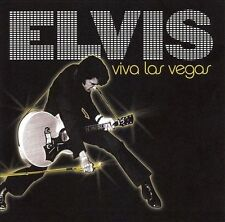 Elvis: Viva Las Vegas by Elvis Presley   (New Sealed CD)