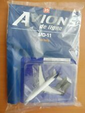 Line aircraft collection-fabbri-md 11-nº 35-state new 