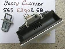 BOSCH SGS53002 DISHWASHER DOOR CATCH LOCK & MICRO SWITCH