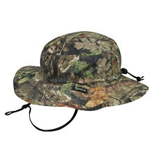 09caf404b64 Mossy Oak Break Up Country Boonie Hat Waterproof Chin Strap Outdoor Cap New  OSFM