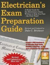 Electrician's Exam Preparation Guide : Based on the 2014 NEC by John Traister...