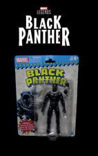 "Marvel Legends Vintage Packaging Series 2: BLACK PANTHER ML 6"" Comics Figure"