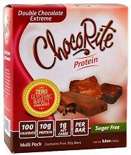 ChocoRite - Double Chocolate Extreme High Protein Bars 5ct