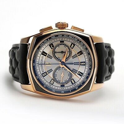 Roger Dubuis La Monegasque Chronograph Wristwatch RDDBMG0004 Rose Gold