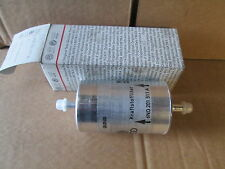 NEW GENUINE AUDI RS6 2003 - 2005 PETROL FUEL FILTER 6N0201511A NEW GENUINE AUDI