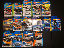 Hot Wheels & Matchbox Nissan Z, 350Z, 370Z, Infiniti G37 VHTF Lot Of 18.