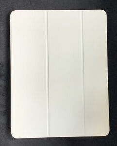 "Genuine Apple iPad Pro 12.9"" 3rd Generation Smart Folio Case White WITH MARKS"