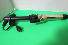 "Hot Tools Professional 2"" Inch 24K Gold  Curling Iron Wand Model 1110 Tested"