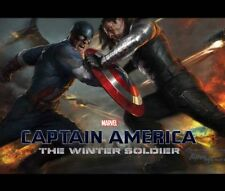 The Art of Captain America (Winter Soldier) - VERY RARE