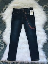 Lucky Brand girls Zoe Jegging jeans size 6X NEW
