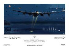 Avro Lancaster 617 Sqn 'Dambusters' digital art print