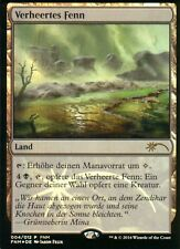 Verheertes Fenn FOIL / Blighted Fen | NM | FNM Promo | GER | Magic MTG