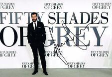 Jamie DORNAN SIGNED Autograph Christian GREY 50 Shades of Grey Photo 4 AFTAL COA