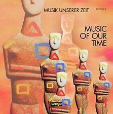 Feldman/Ligeti/Nancarrow - Music Of Our Time [CD]